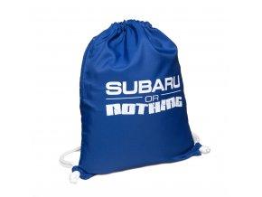 Stahovací vak Subaru or Nothing