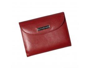 Dámská kožená peněženka